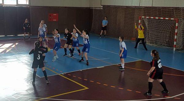 Ortaokullar Arası Ödüllü Hentbol Turnuvası Sona Erdi