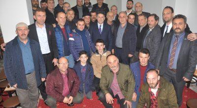 """AKBULUT """"LİYAKATİ VE ADALETİ ESAS ALIYORUZ"""""""