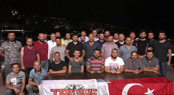 TROFF OFF-ROAD KULÜBÜ'NÜN YENİ BAŞKANI SEÇİLDİ