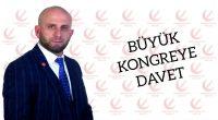SANDIKCI'DAN KONGREYE DAVET