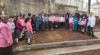 Bir Okula Daha Hobi Bahçesi Kuruldu