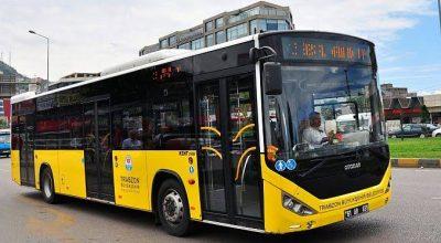 Trabzon'da Toplu Taşıma Araçlarında HES Kodu Dönemi