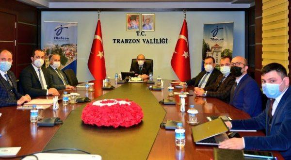 Trabzon'da Anlaşma Sağlandı! Binlerce Fidan Dikilecek