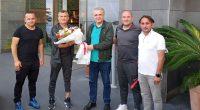 SEBAT GENÇLİK'TEN ORDUSPOR'A ZİYARET